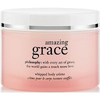PhilosophyAmazing Grace Whipped Body Creme