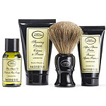 The 4 Elements of the Perfect Shave Kit-Unscented