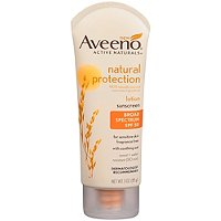 AveenoNatural Protection Lotion Sunscreen SPF 50