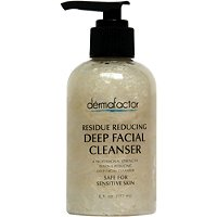 San Medica DermafactorResidue Reducing Deep Facial Cleanser
