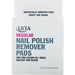 Regular Nail Polish Remover Pads