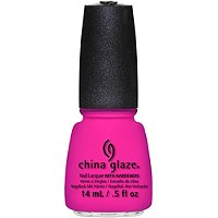 China GlazeNail Laquer with Hardeners - Cirque du Soleil World's Away Collection