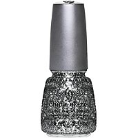 China GlazeGlitz Bitz 'N Pieces Nail Lacquer With Hardeners