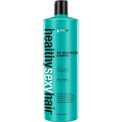 Sexy HairHealthy Sexy Hair Color Sulfate-Free Soy Moisturizing Shampoo