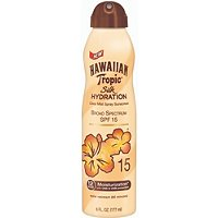 Hawaiian TropicSilk Hydration Clear Mist Spray Sunscreen