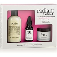 PhilosophyRadiant & Refined Kit
