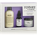 PhilosophyRestore & Nourish Kit