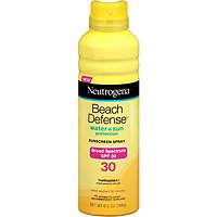NeutrogenaBeach Defense Sunscreen Spray