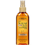 L'OrealSublime Sun Sheer Protect Sunscreen Oil