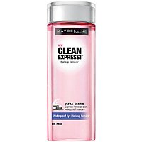 MaybellineClean Express Waterproof Eye Makeup Remover