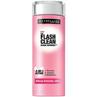 MaybellineThe Flash Clean Clean Express Makeup Removing Lotion
