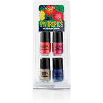 ULTAResort to the Tropics Mini Nail Laquer Collection