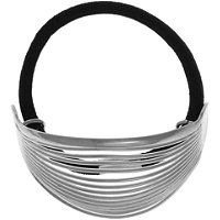 Capelli New YorkMetal Cuff Ponytail Holder