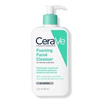 CeraVeFoaming Facial Cleanser
