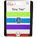 Tony Ties w/ Charms