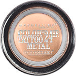 MaybellineEye Studio Color Tattoo Metal Eyeshadow