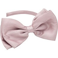 KarinaMauve Bow Headband