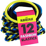 KarinaBraided Elastics 12 Ct