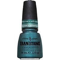 China GlazeTranzitions Nail Lacquer With Hardeners
