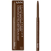 Collection Chocolate Matte Brown Eyeliner