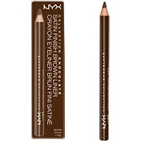 Collection Chocolate Satin Finish Brown Liner