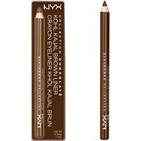 Nyx CosmeticsCollection Chocolate Kohl Kajal Brown Liner