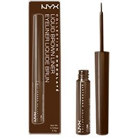 Collection Chocolate Liquid Brown Liner