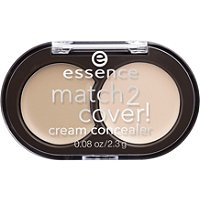 EssenceMatch 2 Cover! Cream Concealer
