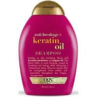 Anti-Breakage Keratin Oil Shampoo