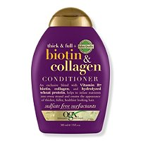 OrganixThick & Full Biotin & Collagen Conditioner