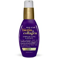 OrganixThick & Full Biotin & Collagen Amplifying Lotion