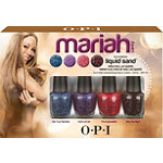 OPIMariah Carey Liquid Sand Mini Nail Set