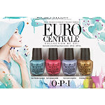 OPIEuro Centrale Mini Nail Set