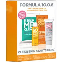 Formula 10.0.6Cleansing Starter Kit