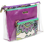 Pastel Perfect 3 Pc Purse Kit
