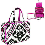 Neopolitan Chic 2 Pc Weekender Set