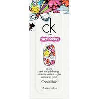 Ck One ColorStreet Limited Edition Real Nail Polish Strips