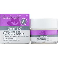 Derma EEvenly Radiant Day Creme SPF 15