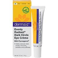 Derma EEvenly Radiant Dark Circle Eye Creme