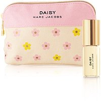 Marc JacobsFREE Cosmetic Pouch and Mini Rollerball with any Marc Jacobs Large Spray purchase