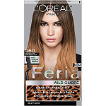 FeriaHair Color Wild Ombre Medium to Dark Brown