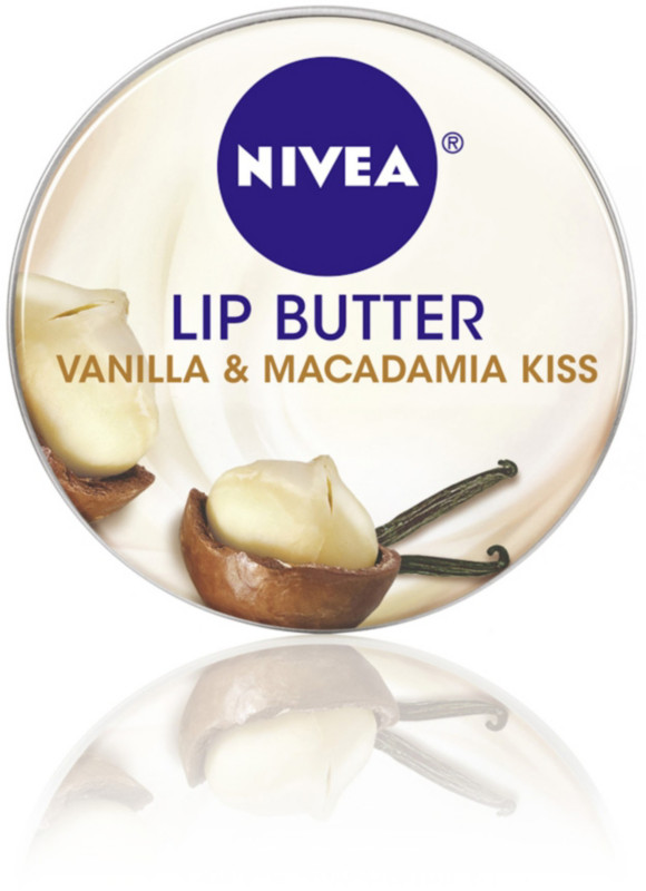 Lip Butter Vanilla & Macadamia Kiss