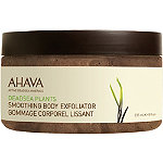 AhavaDead Sea Plants Smoothing Body Exfoliator