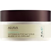 AhavaDead Sea Salt Softening Butter Salt Scrub