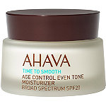 AhavaTime To Smooth Age Control Even Tone Moisturizer