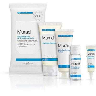murad acne starter kit ulta  cosmetics fragrance