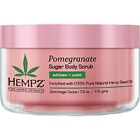 HempzPomegranate Sugar Body Scrub