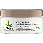 HempzCoconut Fusion Shimmering Herbal Body Souffle
