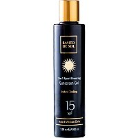 Rayito De Sol2-In-1 Sport Bronzing Sunscreen Gel SPF 15