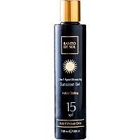 2-In-1 Sport Bronzing Sunscreen Gel SPF 15